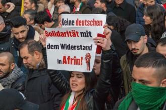 Großdemo Köln 27.01.2018